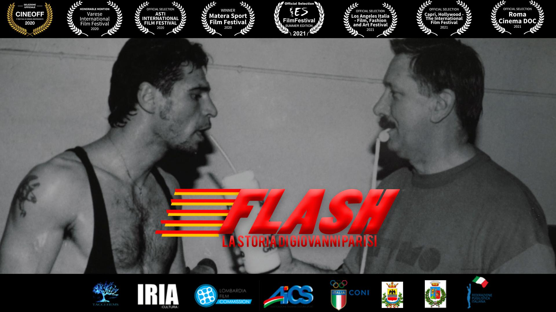 Flash: the story of Giovanni Parisi